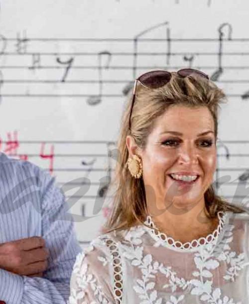 Máxima y Guillermo de Holanda, su viaje más divertido al Caribe
