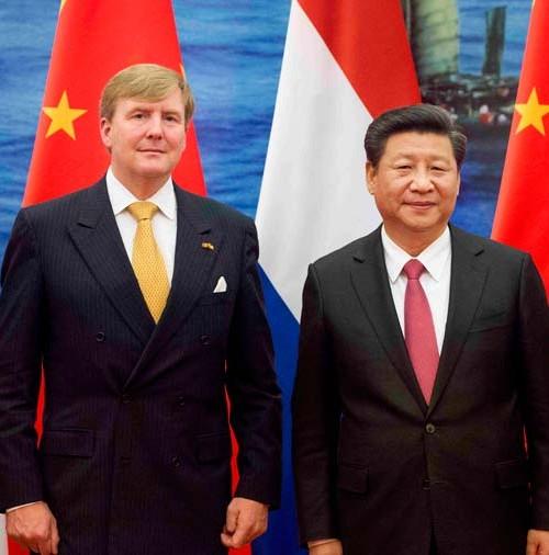 Máxima de Holanda trasladada de urgencia, desde Pekin a Holanda