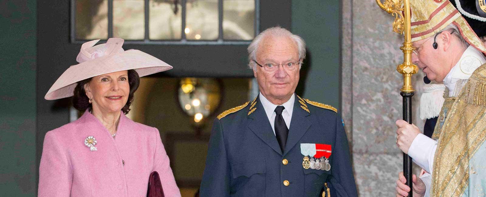 El rey Carlos Gustavo de Suecia, cumple 70 años