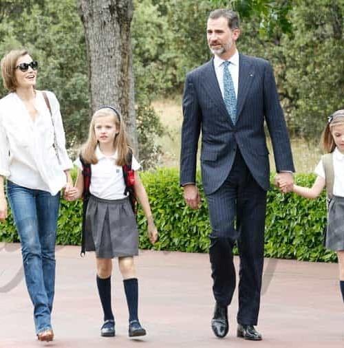 Las fotos más personales de la Familia Real Española