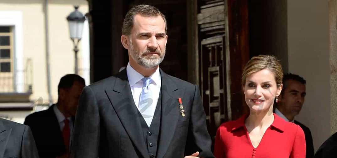 La reina Letizia vuelve a sorprender con nuevo peinado