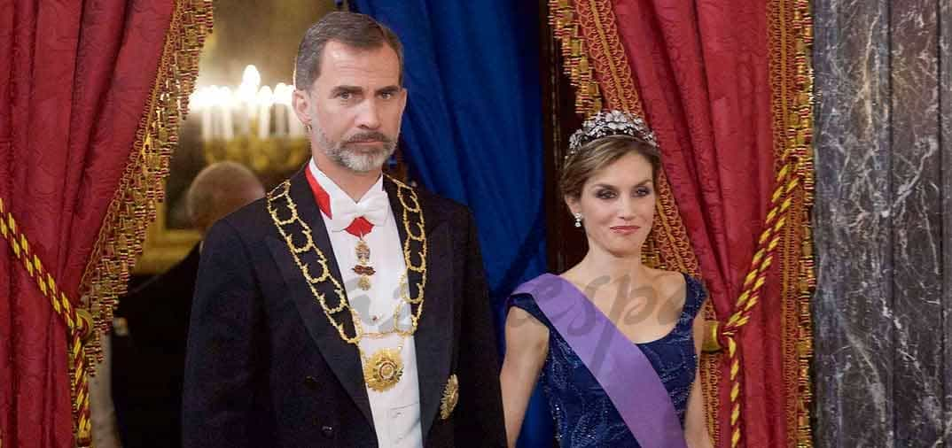 La reina Letizia, cuando nadie te ve