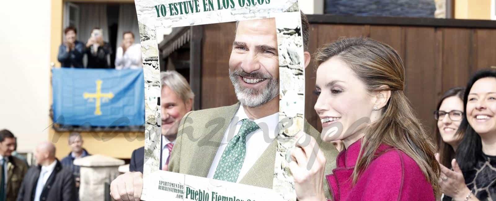 Los Reyes reciben el cariño de la comarca de los Oscos, Pueblo Ejemplar de Asturias 2016