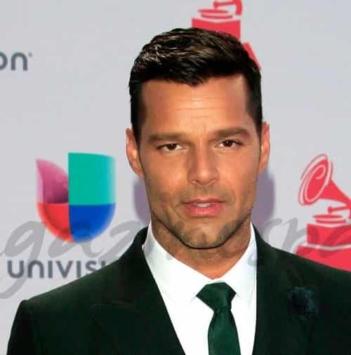 Un beso de Ricky Martin cuesta 80.000 euros