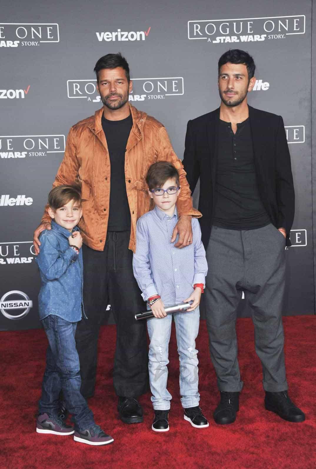 Ricky Martin Talks Raising Twins With Husband Jwan Yosef