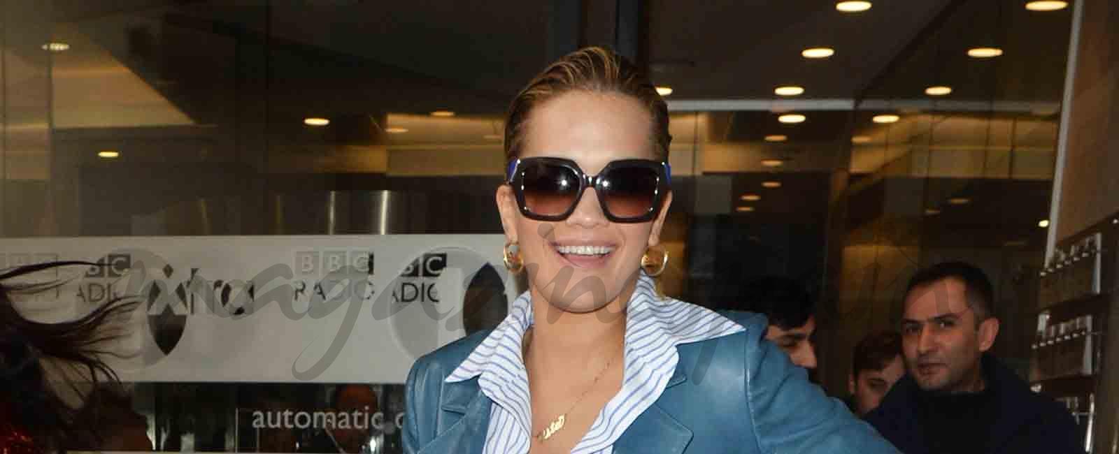 Rita Ora y Sara Carbonero… ¿Quién lo lleva mejor?