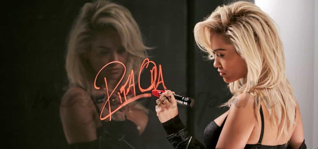 Rita Ora derrocha sensualidad