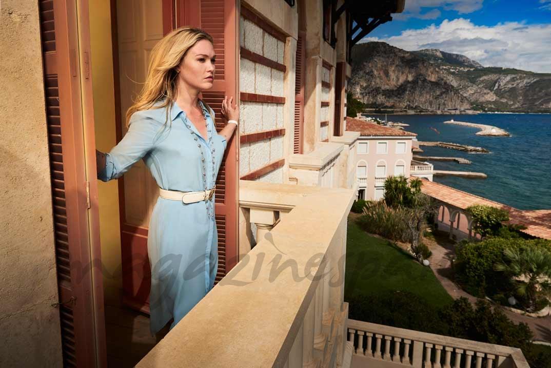 Julia Stiles - Riviera - © Movistar +