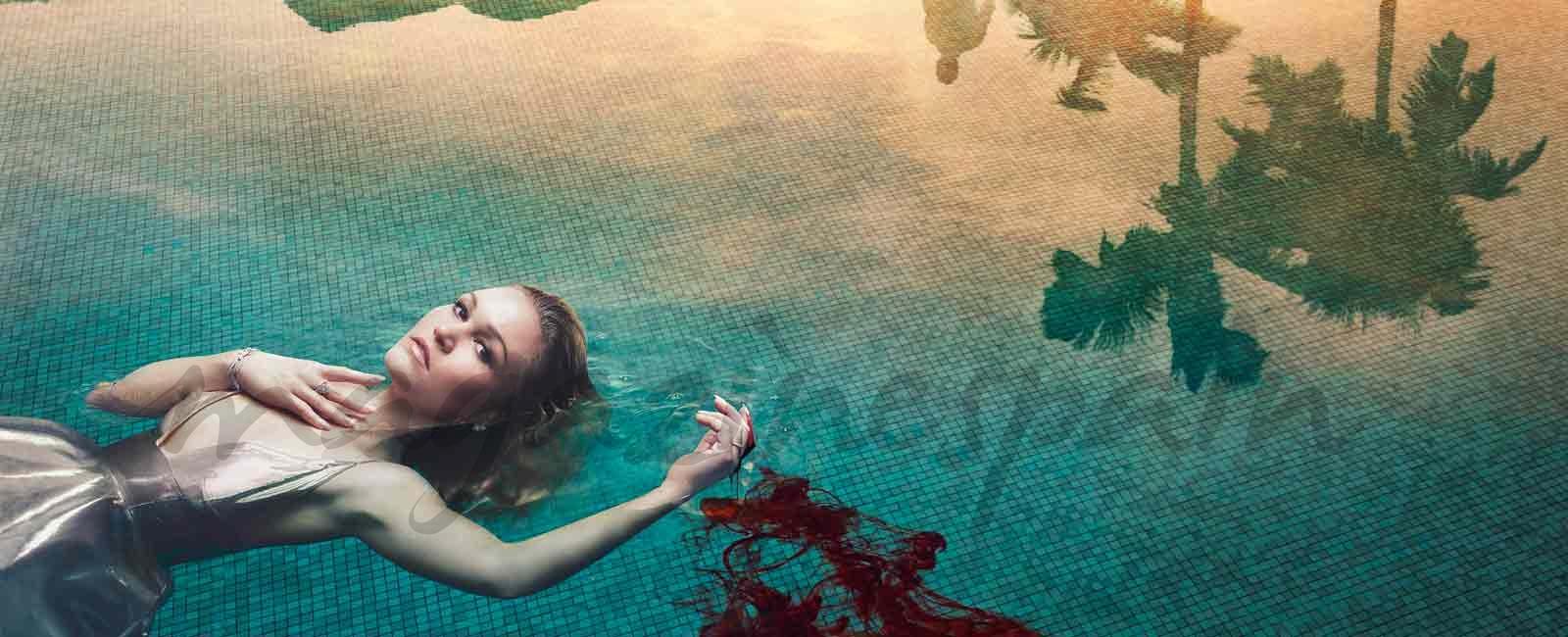 Estreno de «Riviera», serie protagonizada por Julia Stiles