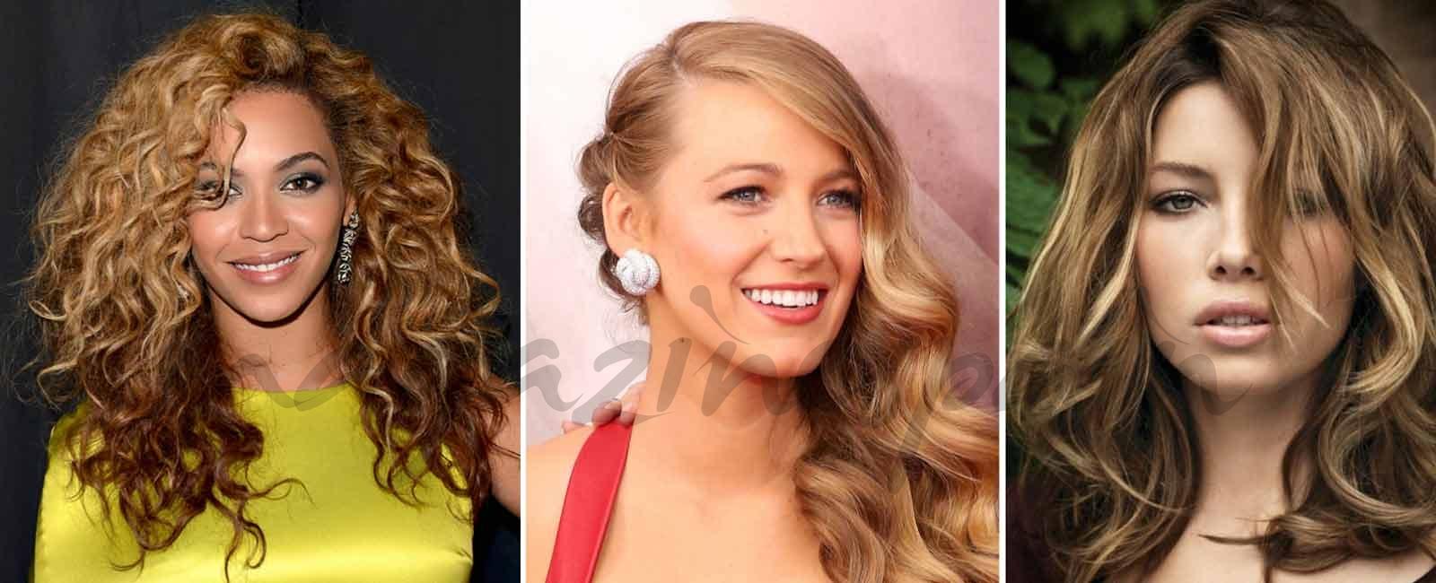 Beyoncé, Blake Lively y Jessica Biel
