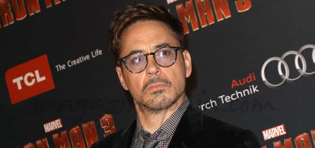 Robert Downey, el actor mejor pagado de Hollywood