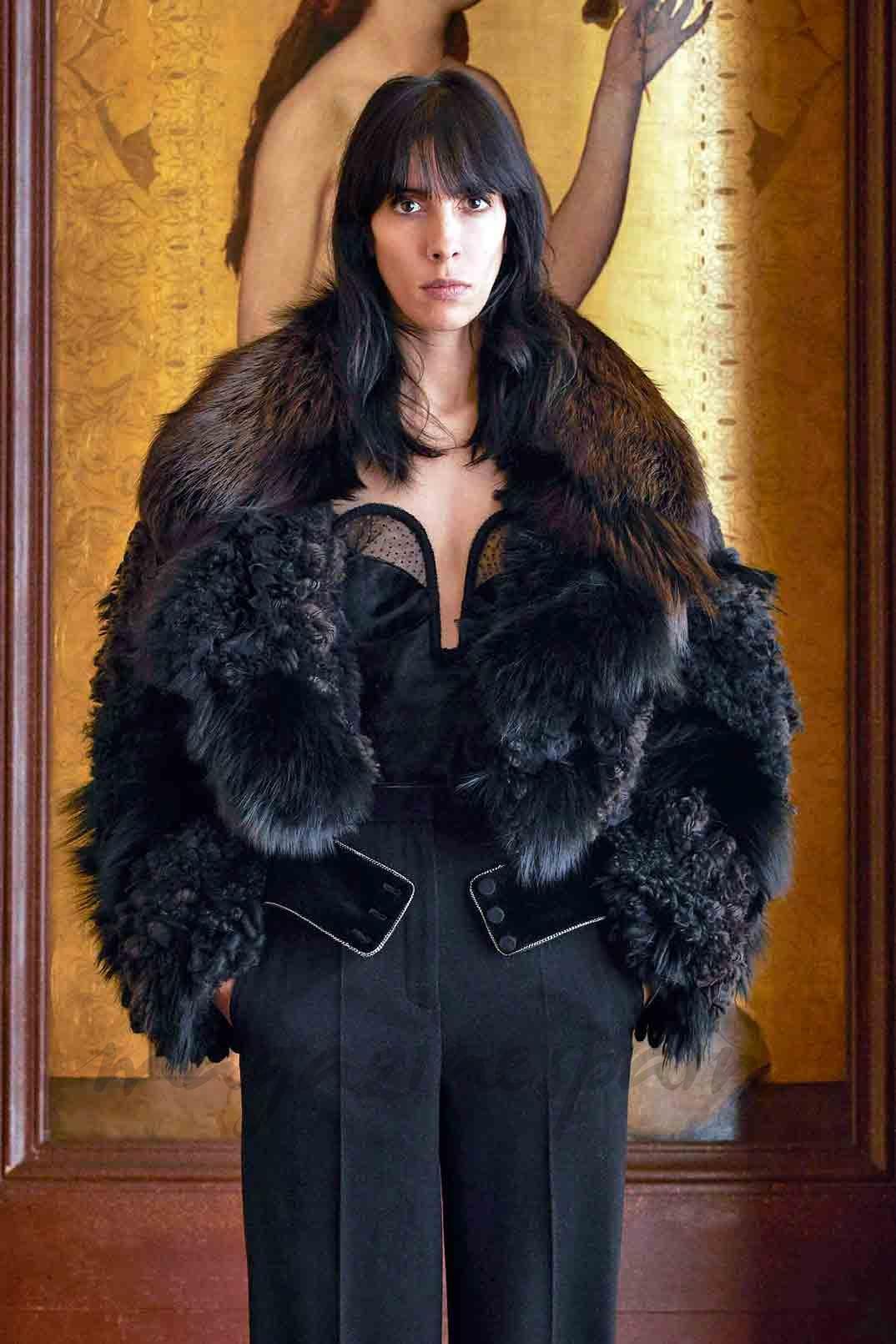 milan fashion week roberto cavalli otoño invierno