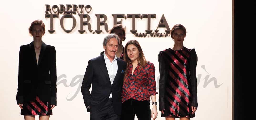 Madrid Fashion Week 2016: Roberto Torretta