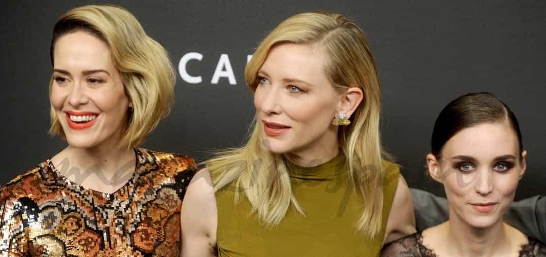Cate Blanchett, una historia de amor entre dos mujeres