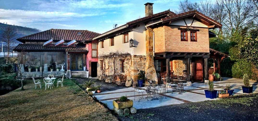 Cinco casas rurales para acercarse a las estrellas Michelín