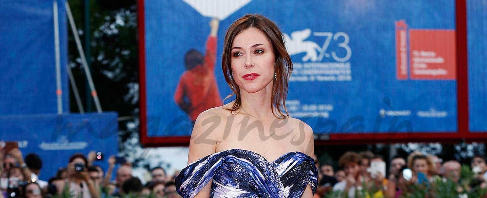 Ruth Díaz premiada en la «Mostra de Venecia»
