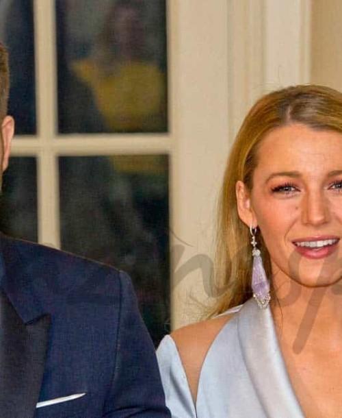 Ryan Reynolds y Blake Lively, padres por segunda vez