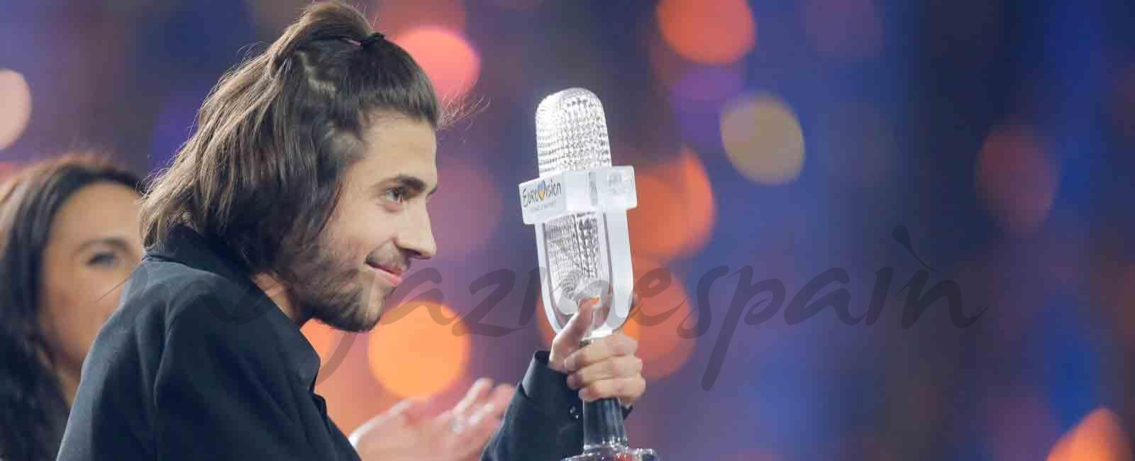 El cantante portugués Salvador Sobral, gana Eurovisión