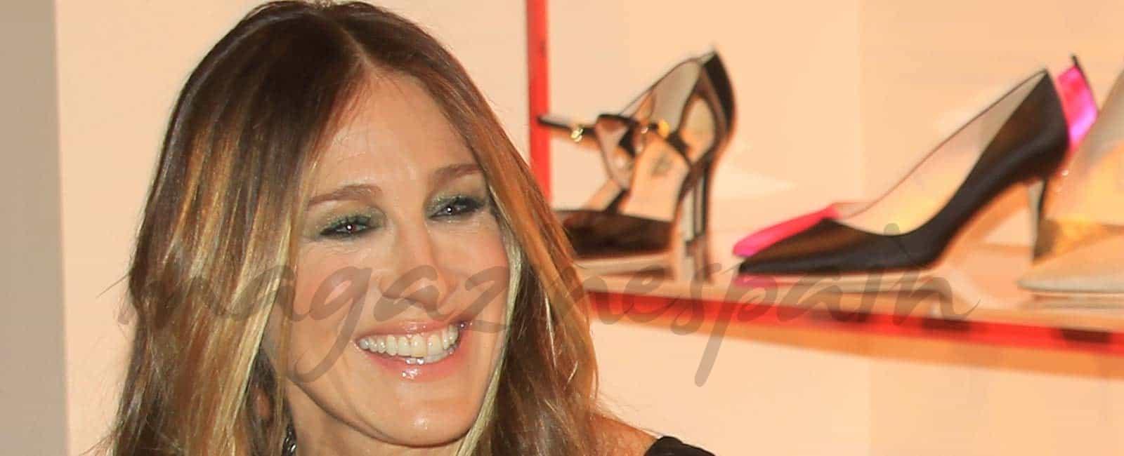 sarah jessica parker abre tienda zapatos