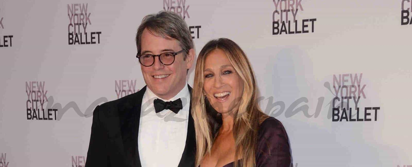 Sarah Jessica Parker vuelve a convertirse en Carrie Bradshaw, protagonista de «Sexo en Nueva York»