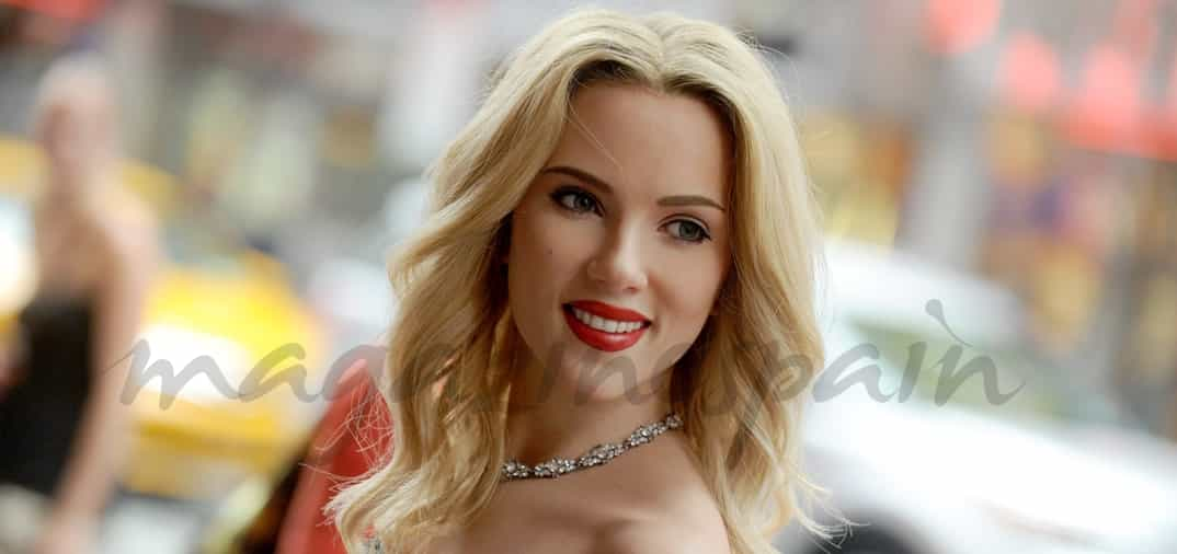 El increíble parecido con Scarlett Johansson