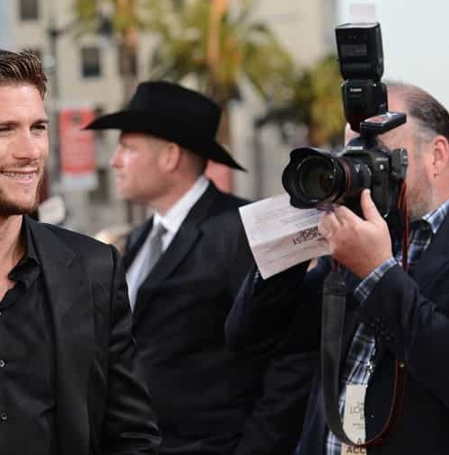 Scott Eastwood, tras los pasos de su padre