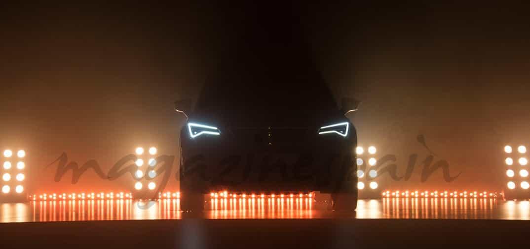 SEAT ATECA,  primer SUV, de la marca