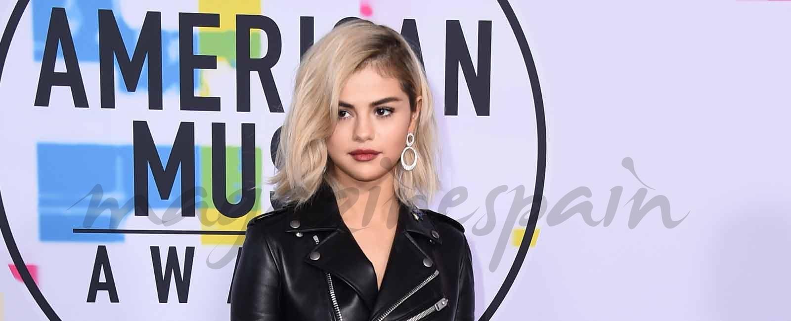 Nirvana Blond, el nuevo rubio frío de Selena Gómez