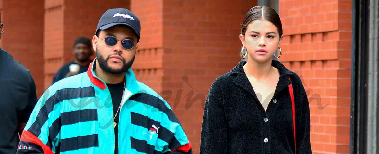 Selena Gómez y The Weeknd comparten estilista