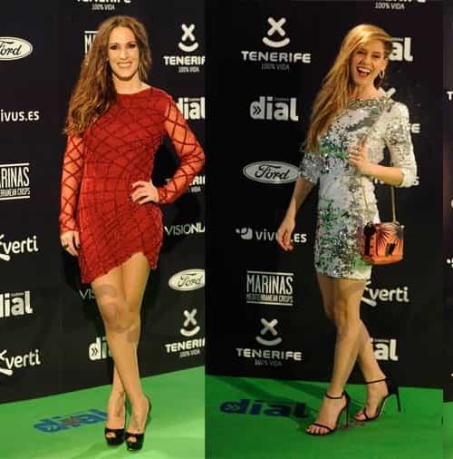 "Premios Cadena Dial: ""Alfombra Verde"""