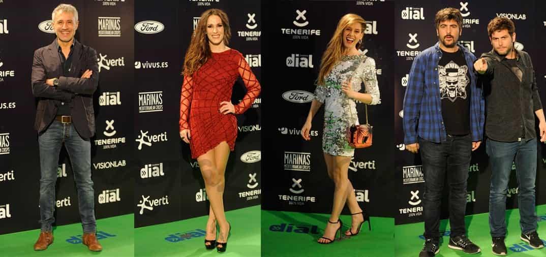 Premios Cadena Dial: «Alfombra Verde»