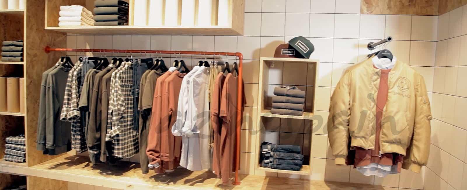 Fran Larrañaga nos habla de moda masculina desde «Shaheko»
