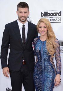 Shakira y Gerard Pique