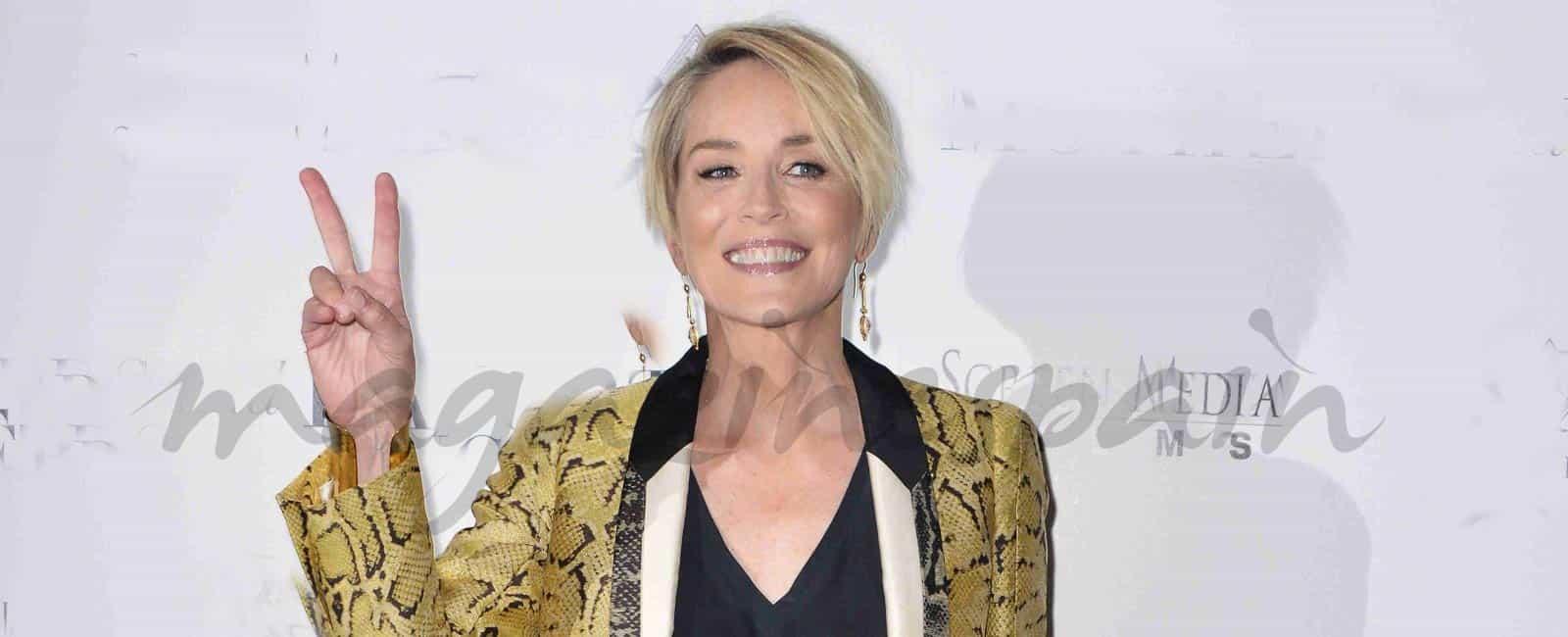 Los increíbles 58 años de Sharon Stone