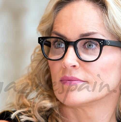 ***ENTREVISTA EXCLUSIVA*** Sharon Stone, su entrevista más íntima
