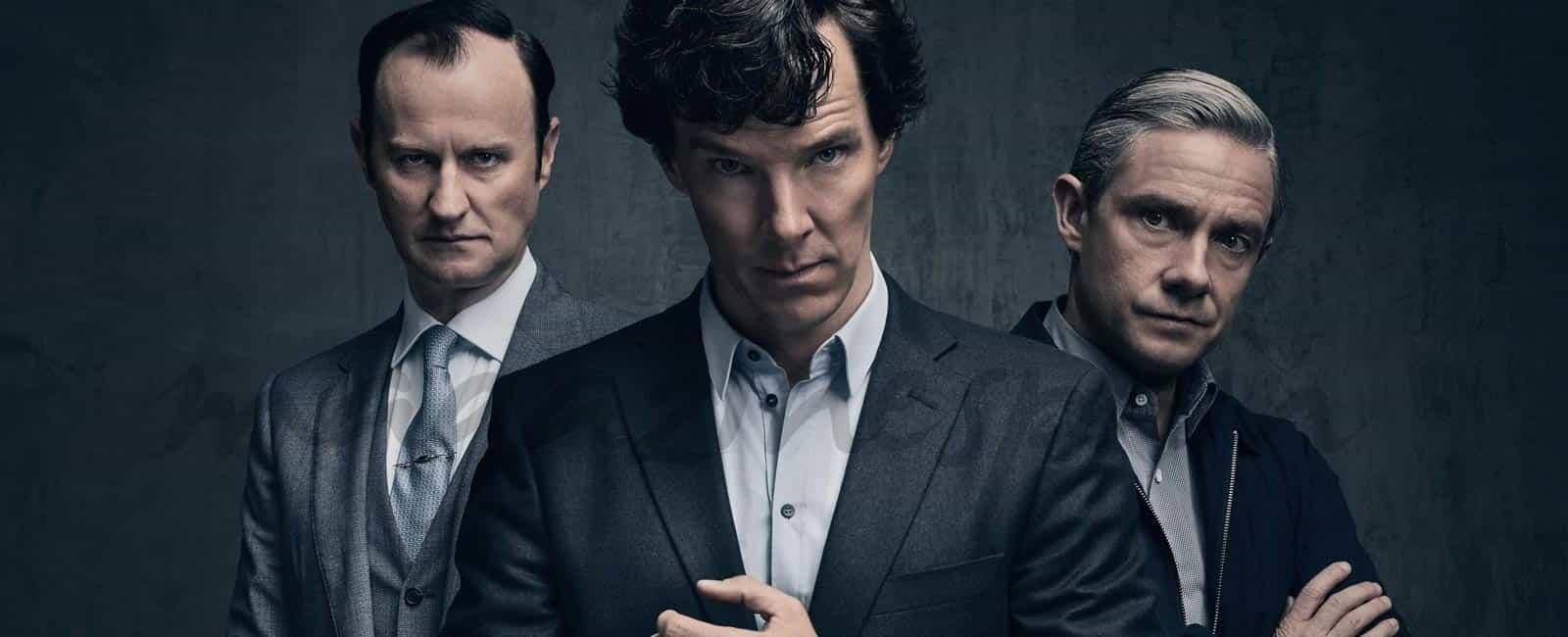 Vuelve «Sherlock»