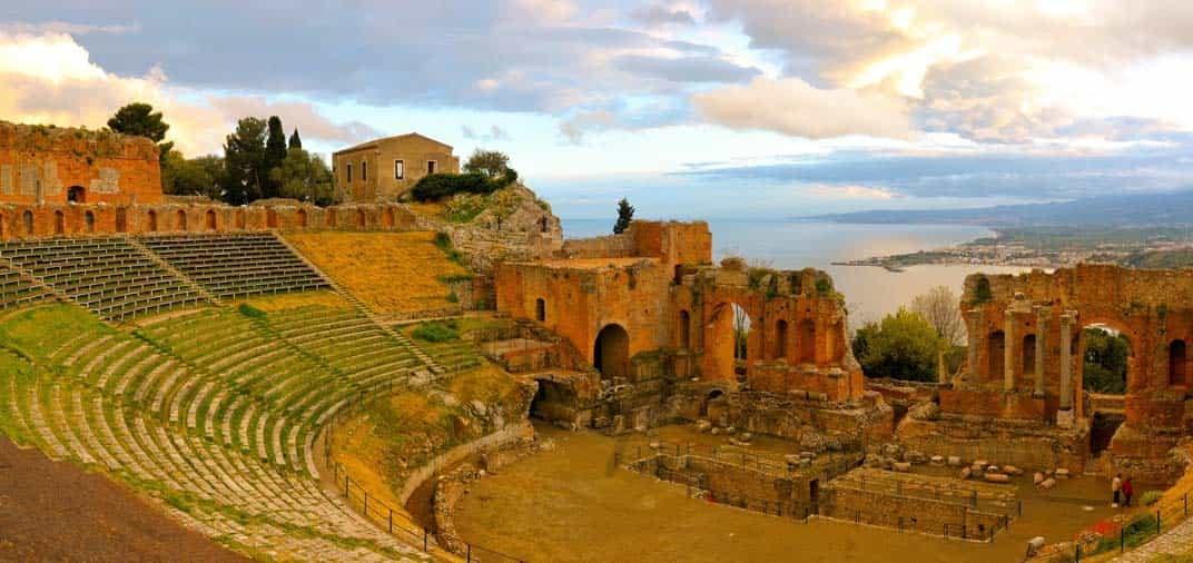 Una isla para enamorarse: Sicilia-Parte II