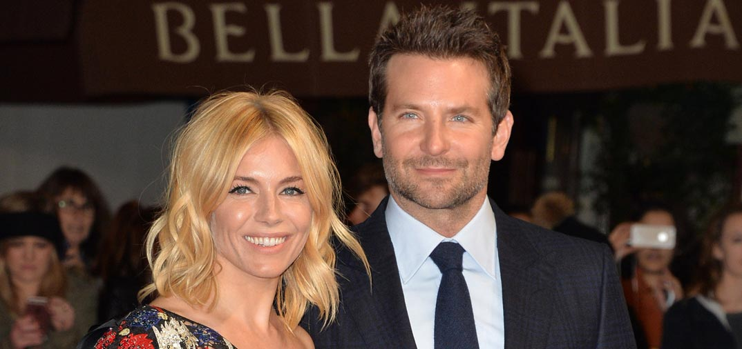 Sienna Miller y Bradley Cooper, estrenan «Burnt» en Londres