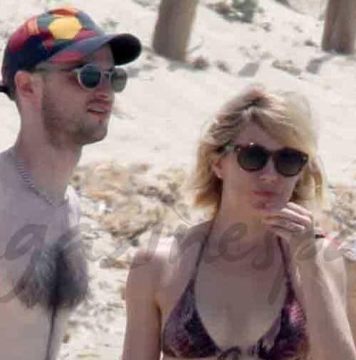 Hace dos semanas estuvieron en Formentera, Sienna Miller y Tom Sturridge se separan