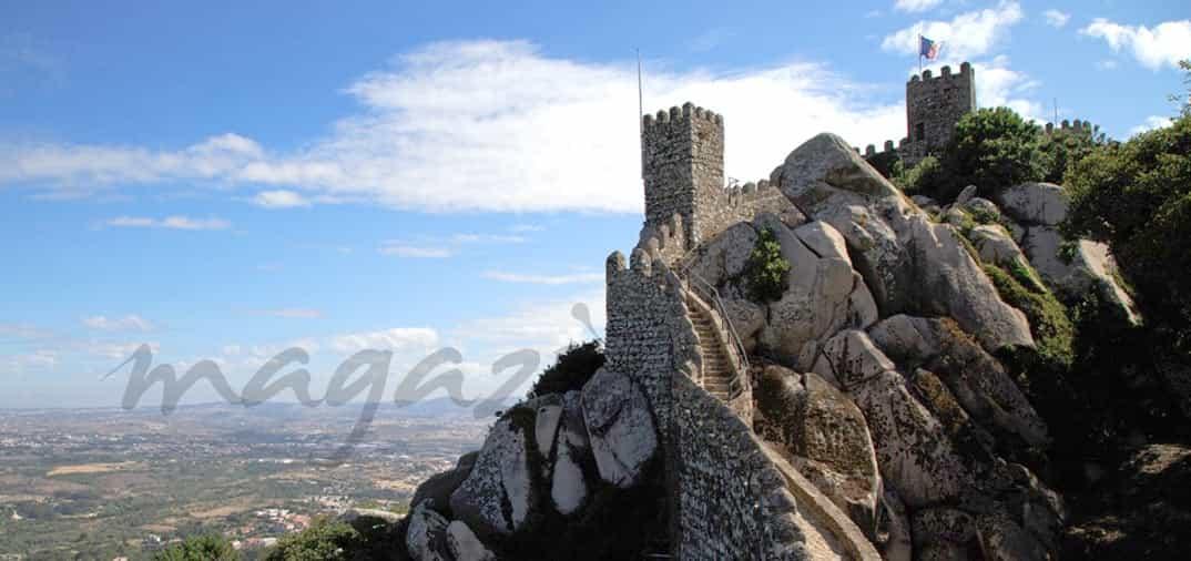 Rutas de castillos de Lisboa