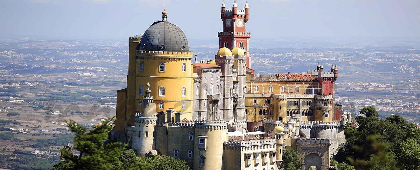 Sintra, destino portugués de moda
