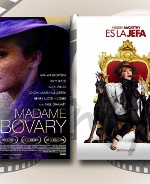 Estrenos de Cine de la Semana… 20 de Mayo 2016