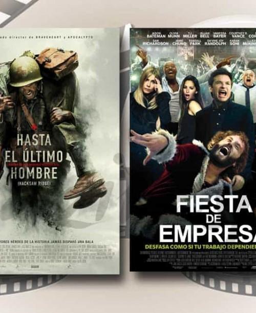 Estrenos de Cine de la Semana… 9 de Diciembre 2016
