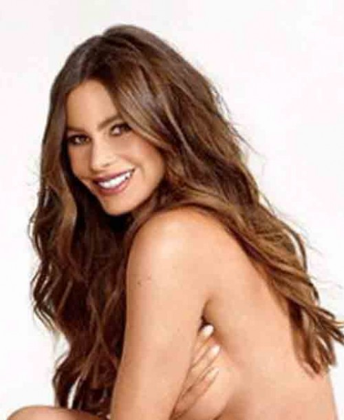 Sofía Vergara se desnuda a los 45 años para Women's Healt