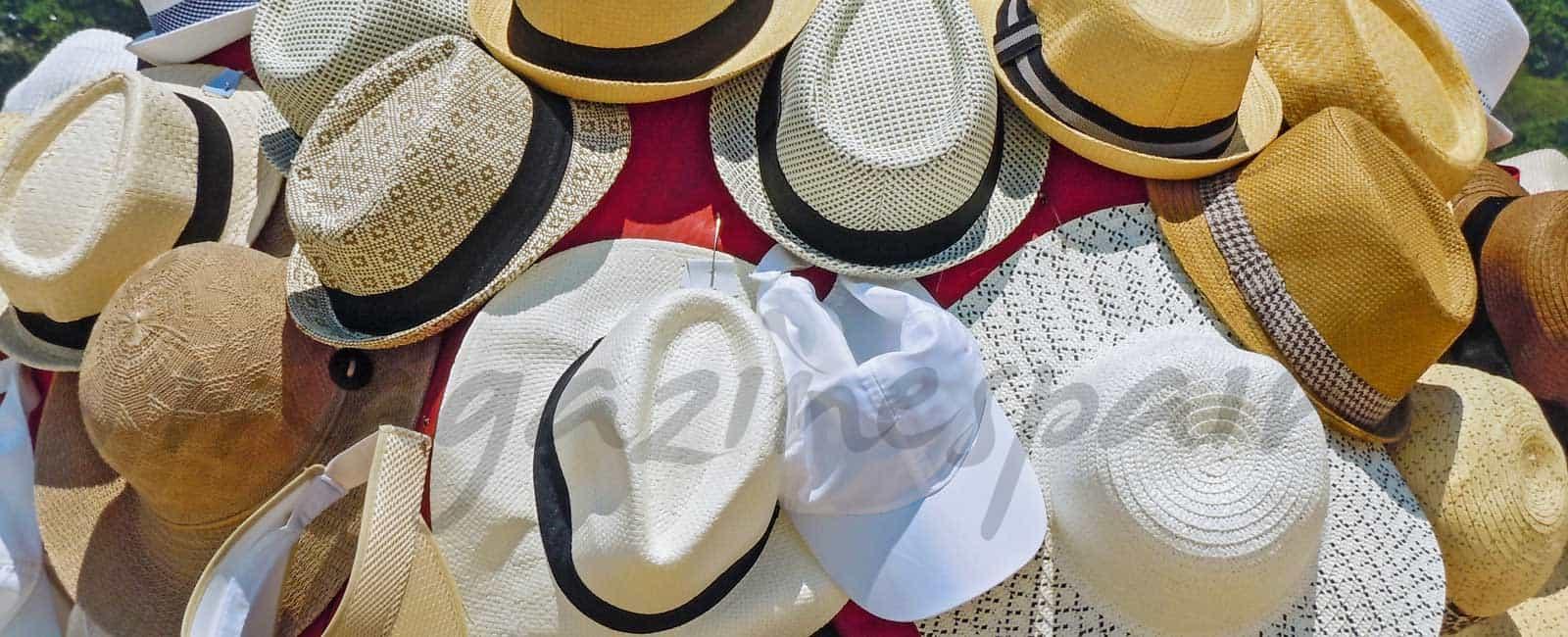 ¿Qué sombrero te sienta bien?