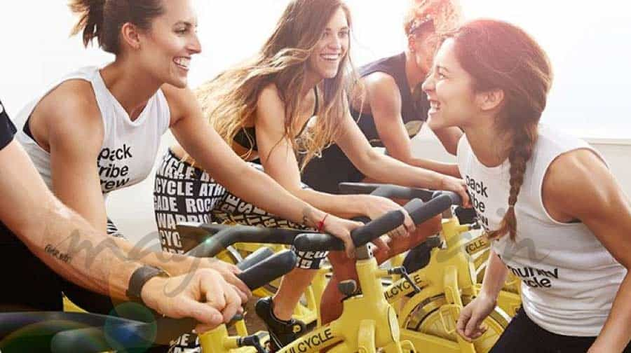 ¿Sabes lo que es el Soulcycle?, «ciclismo para el alma»