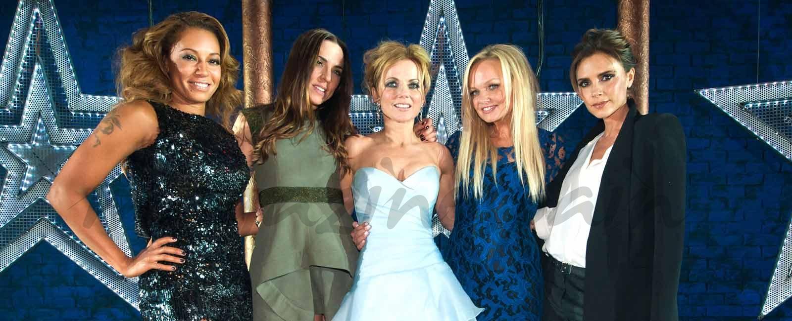 Ya es oficial… ¡Vuelven las Spice Girls!