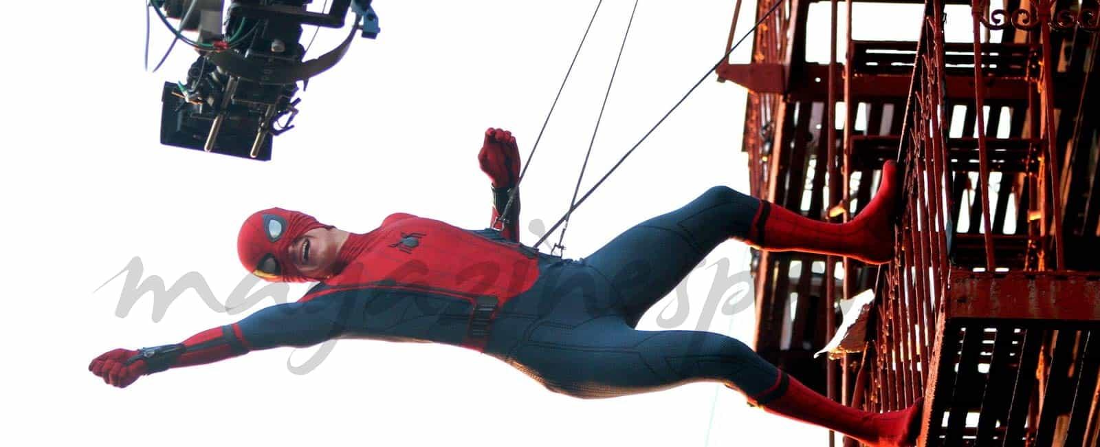 Spiderman llega a la Gran Manzana