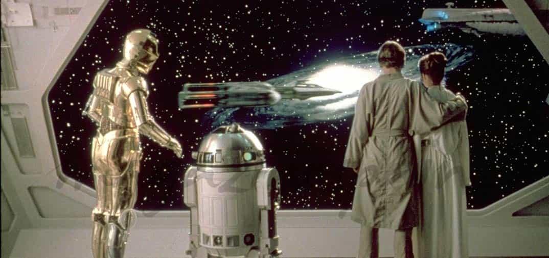 La guerra de las galaxias, por fin en edición digital