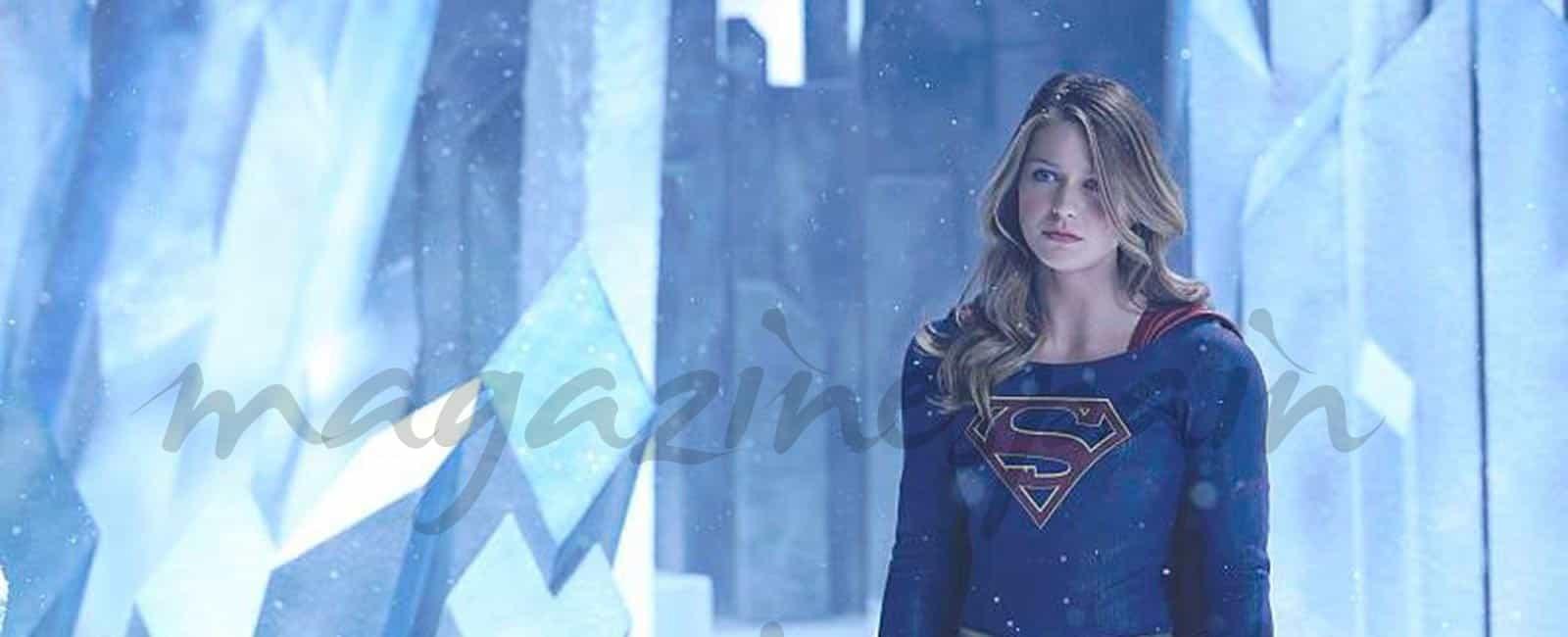 Supergirl, estreno esta noche en Antena 3